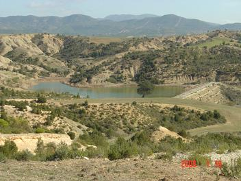 LAC_COLLINAIRE_A_OUED_SBYHIA_ZAGHOUAN